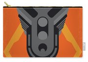 No1075 My Doom Minimal Movie Poster Carry-all Pouch