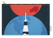 No1078 My Capricorn One Minimal Movie Poster Carry-all Pouch