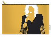 No264 My Bonnie Tyler Minimal Music Poster Carry-all Pouch