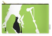 No276 My Alison Krauss Minimal Music Poster Carry-all Pouch