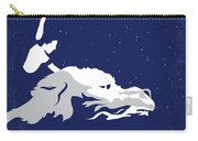 No975 My The Neverending Story Minimal Movie Poster Carry-all Pouch