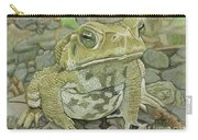 Noble Toad Carry-all Pouch