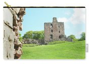 Norham Castle Tower Carry-all Pouch