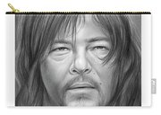 Norman Reedus Carry-all Pouch