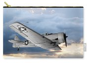 North American T-6 Texan Military Aircraft Carry-all Pouch