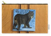 Northern Alberta  Lynx  Carry-all Pouch