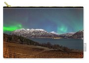 Northern Lights Over Grytoya Carry-all Pouch