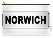 Norwich City Nameplate Carry-all Pouch
