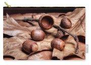 Oak Tree Macro Carry-all Pouch