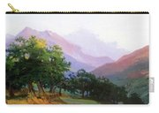 Oaks In The Mountains Of Carrara Carry-all Pouch