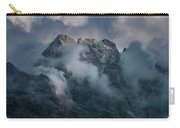 Obscured By Clouds Carry-all Pouch by Jaroslaw Blaminsky