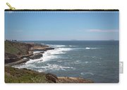 Ocean Blue Carry-all Pouch by Alison Frank