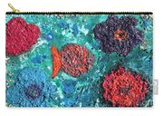 Ocean Emotion - Pintoresco Art By Sylvia Carry-all Pouch