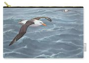 Ocean Flight Seabirds By Alan M Hunt Carry-all Pouch