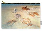 Ocean Shells Carry-all Pouch