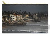 Oceanside California Beach Front Carry-all Pouch