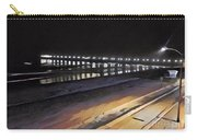 Oceanside Pier At Night  Carry-all Pouch