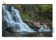 October Morning At Bastion Falls II Carry-all Pouch