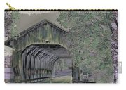 Ohio Covered Bridge. Carry-all Pouch