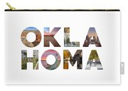 Oklahoma Typography II Carry-all Pouch