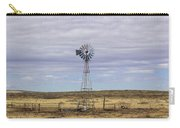Oklahoma Windmill Carry-all Pouch