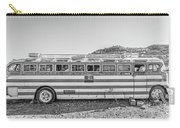 Old Abandoned Vintage Bus Jerome Arizona Carry-all Pouch