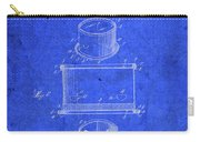 Old Ant Trap Vintage Patent Blueprint Carry-all Pouch