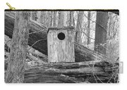 Old Birdhouse Carry-all Pouch
