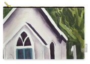 Old Church Copake Falls Carry-all Pouch