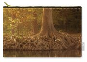 Old Cypress Tree Roots Carry-all Pouch