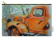 Old Dodge Truck At Patterson Farms Carry-all Pouch