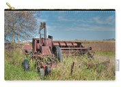 Old Hay Baler Carry-all Pouch
