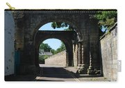 old historic town gate in Hexham Carry-all Pouch