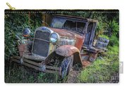 Old Model Aa Ford In The Jungle 2 Carry-all Pouch