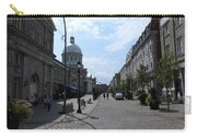 Old Montreal Market Carry-all Pouch