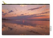 Old Orchard Beach Glorious Sunset Carry-all Pouch