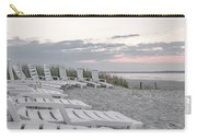 Old Orchard Beach Tranquil Morning Carry-all Pouch