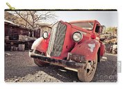 Old Red Truck Jerome Arizona Carry-all Pouch