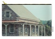 Old Stone Farm House Newbury Vermont Carry-all Pouch