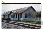 Old Train Depot In Gray, Georgia 1 Carry-all Pouch