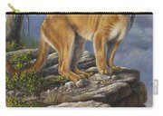 On The Hunt Carry-all Pouch by Kim Lockman