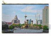 On The Waterfront - The Monitor - Philadelphia Carry-all Pouch