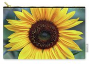 One Bright Sunflower Carry-all Pouch