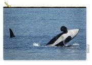 One Orca Leaping Carry-all Pouch