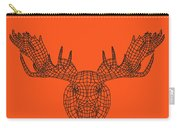Orange Moose Carry-all Pouch
