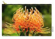 Orange Protea Carry-all Pouch