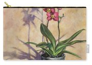 Orchids And Plums Carry-all Pouch