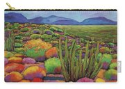 Organ Pipe Carry-all Pouch