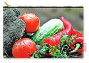 Organic Veg Carry-all Pouch
