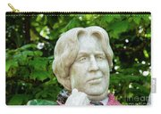 Oscar Wilde Statue One  Carry-all Pouch